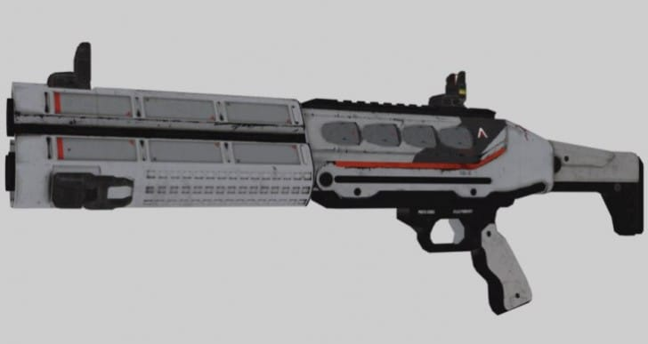 Advanced Warfare CEL-3 Cauterizer for PS4, PS3 in MP