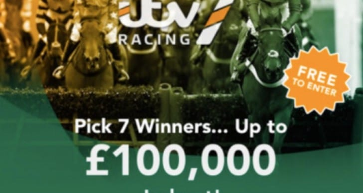 ITV Racing app for best ITV7 picks
