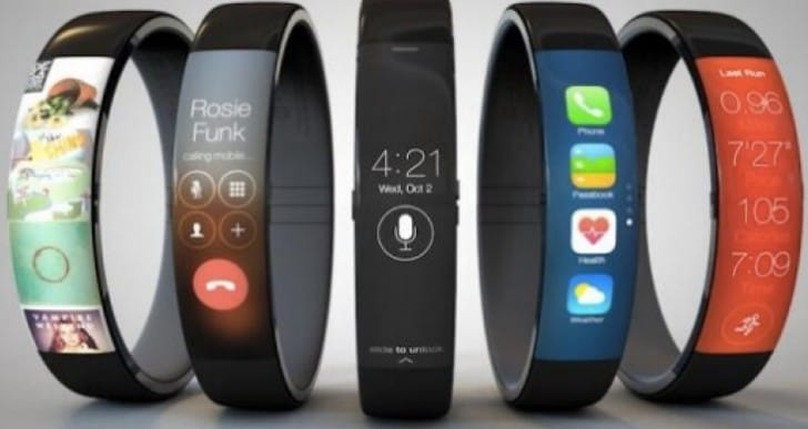 iWatch potential after Samsung Gear 2