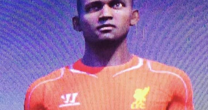 Jackson Martinez in LFC shirt before FIFA 15 January transfers