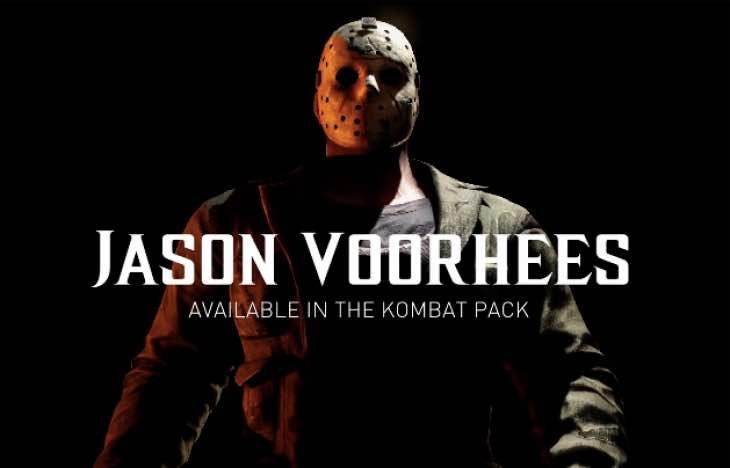 Unlock Jason on Mortal Kombat X in May, 2015