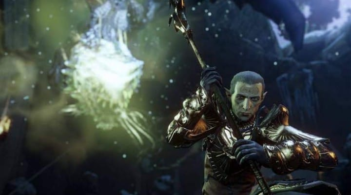 Dragon Age Inquisition Jaws of Hakkon DLC for PS4