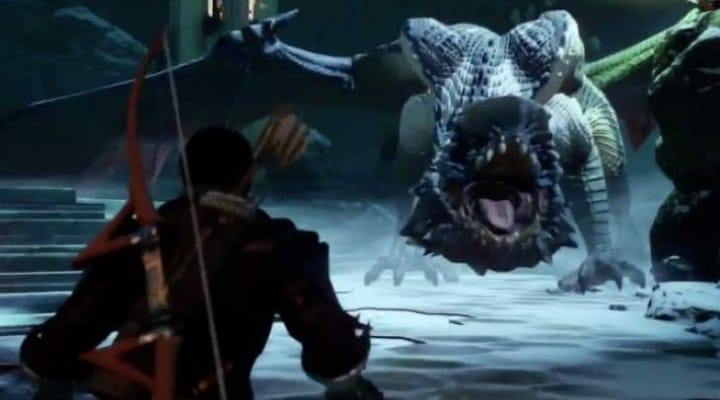 Dragon Age Jaws of Hakkon release date for PS4 in May