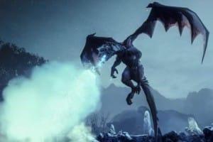 Dragon Age Inquisition Jaws of Hakkon PS4 DLC live