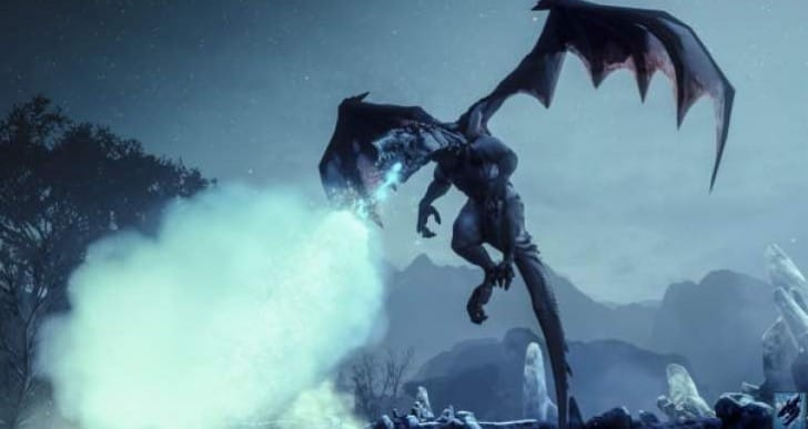 Dragon Age Inquisition Jaws of Hakkon PS4 DLC live