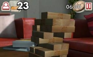 Jenga app free download on iOS, not Android