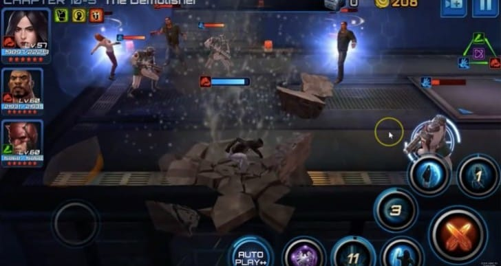 Jessica Jones 6-star review for Marvel Future Fight