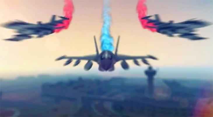 jets-smoke