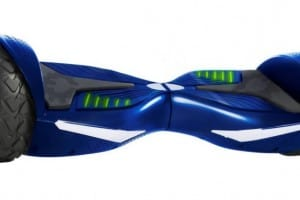 Jetson V12 all-terrain hoverboard reviews for 2017
