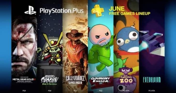 PS Plus free PS4 game for June 2015 is AAA