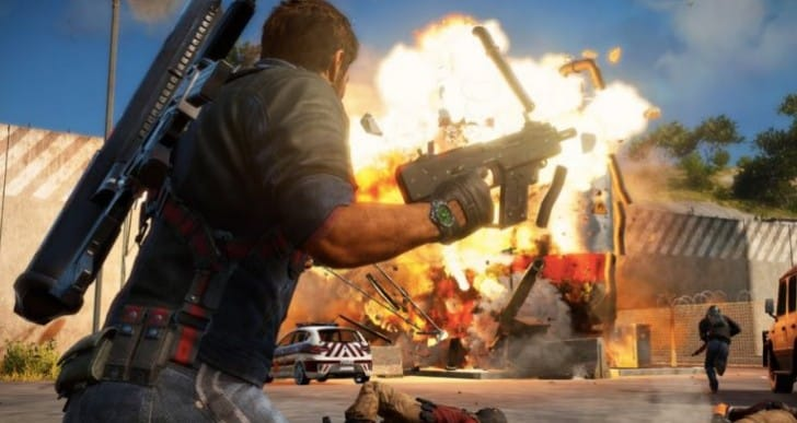 Just Cause 3 release date with Day One 1.01 update