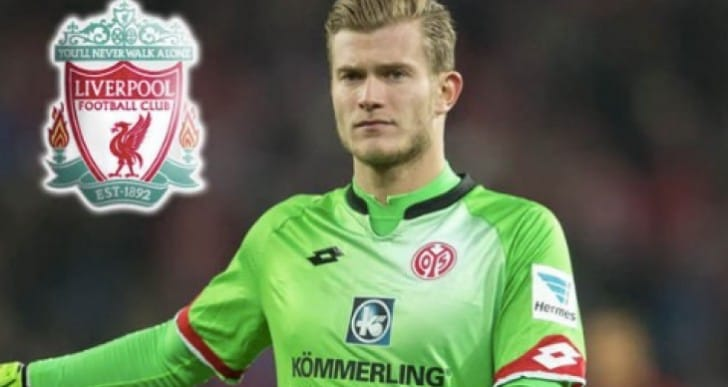 Loris Karius LFC stats on FIFA 16 Vs FIFA 17
