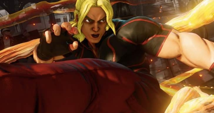 Street Fighter V beta start times for code holders