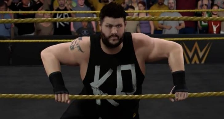 WWE 2K16 roster update with Kevin Owens entrance