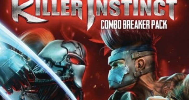 Killer Instinct disc version release date for Xbox One