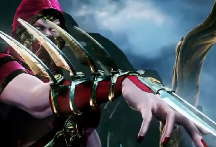 Killer Instinct new character tease could be Orchid