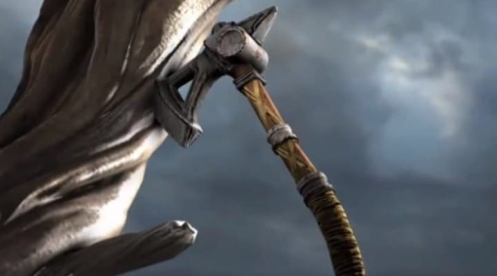 Xbox One gameplay for new Killer Instinct character