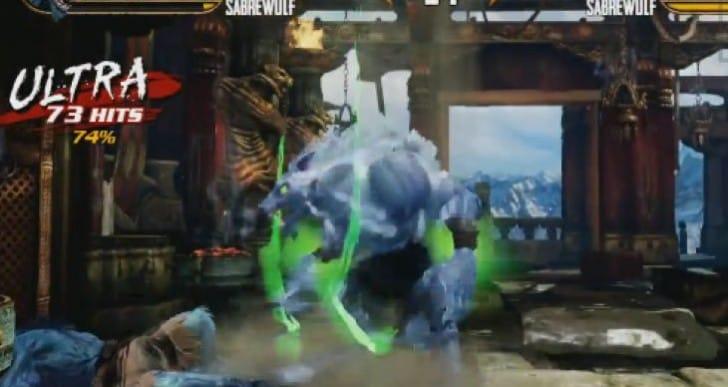 Killer Instinct Xbox One gameplay combines 2 ultras