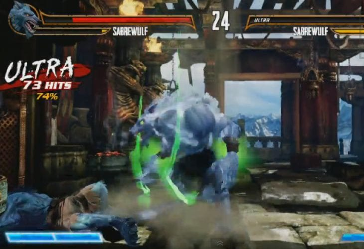 Killer Instinct Xbox One gameplay combines 2 ultras