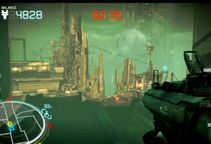 PS Vita power realized with Killzone Mercenary footage