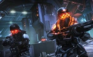 PS Vita importance with Killzone Mercenary beta