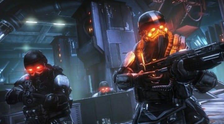 PS Vita importance with Killzone Mercenary beta