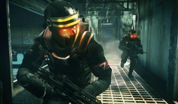 PS Vita Killzone AI precision from PS3 build