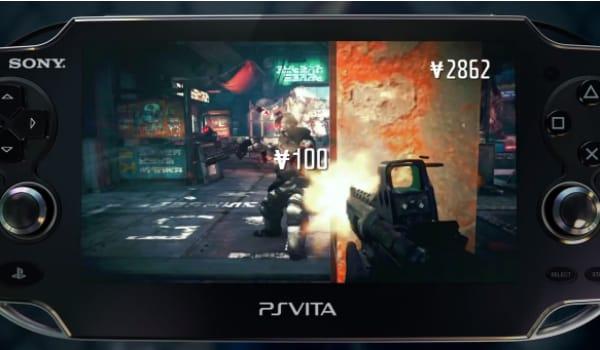PS Vita best graphics may come from Killzone Mercenary