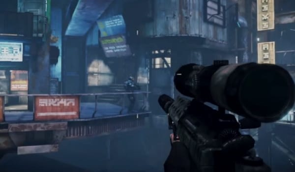 New PS Vita Killzone gameplay will take some beating