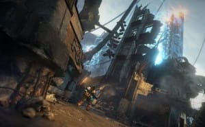 Killzone: Shadow Fall new Canyon map
