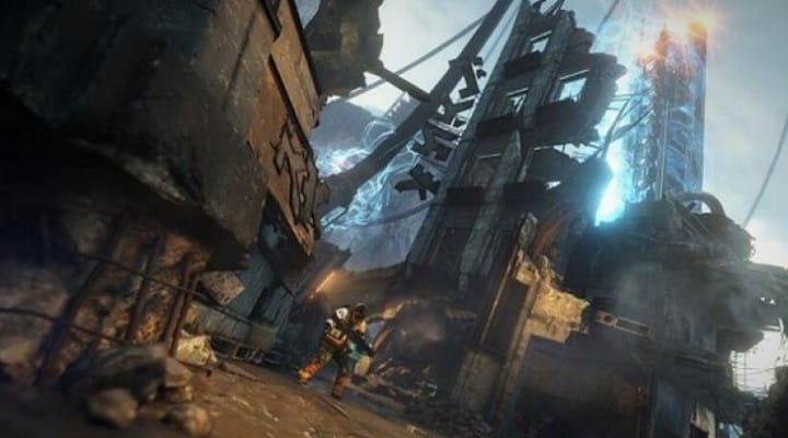 Killzone: Shadow Fall new Canyon map