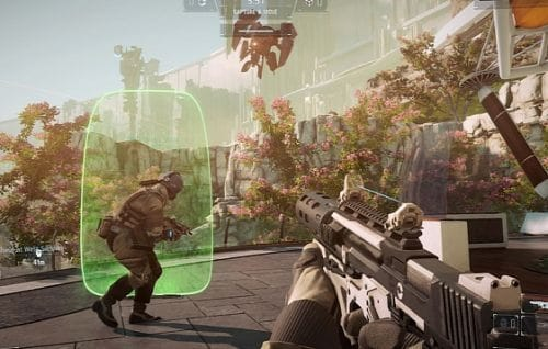 Shadow Fall multiplayer is still going to be 60FPS in most situations..