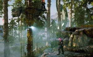 PS4 Killzone Shadow Fall with open world elements