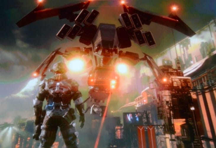 Killzone Shadow Fall DLC expansions for a price