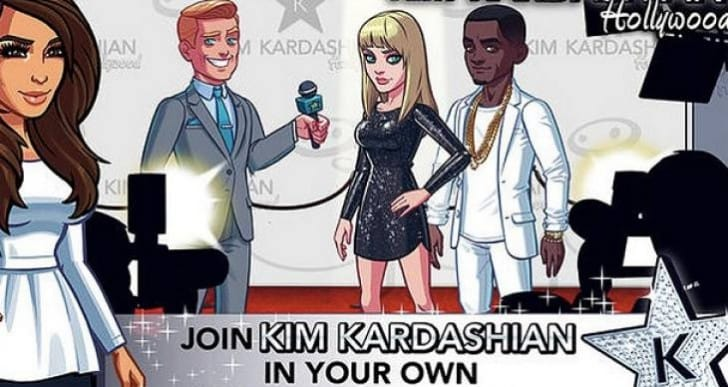 Kim Kardashian app hate, yet you love it