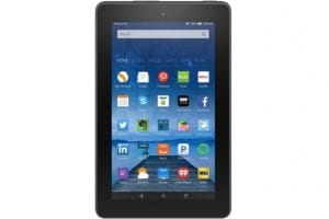 Amazing Kindle Fire 7-inch tablet price on Amazon