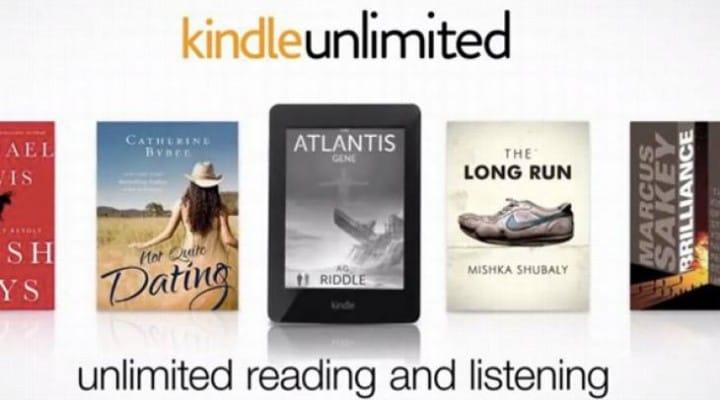 Amazon Kindle Unlimited price breakdown