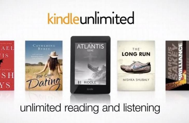 Amazon Kindle Unlimited price breakdown