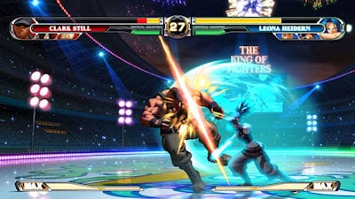 King of Fighters XII Hands-on Screen 3
