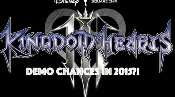 Kingdom Hearts 3 demo dreams after Square-Enix tease