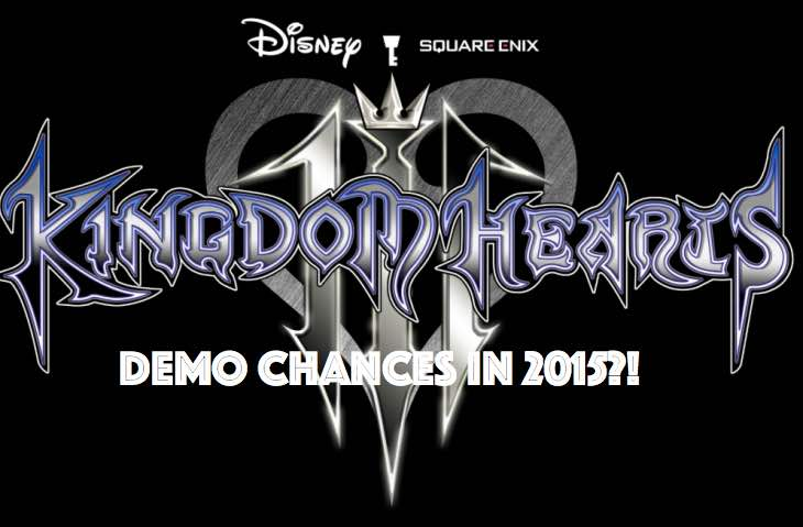 Kingdom Hearts 3 demo dreams after Square-Enix tease