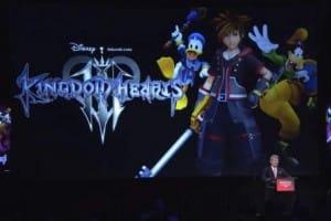 Kingdom Hearts 3 new keyblades in trailer analysis