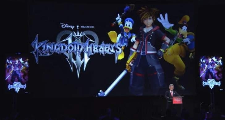 Kingdom Hearts 3 new keyblades in trailer analysis