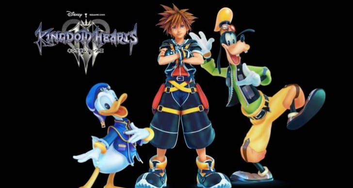 Kingdom Hearts 3 Xbox One release doubt Vs PS4 exclusive