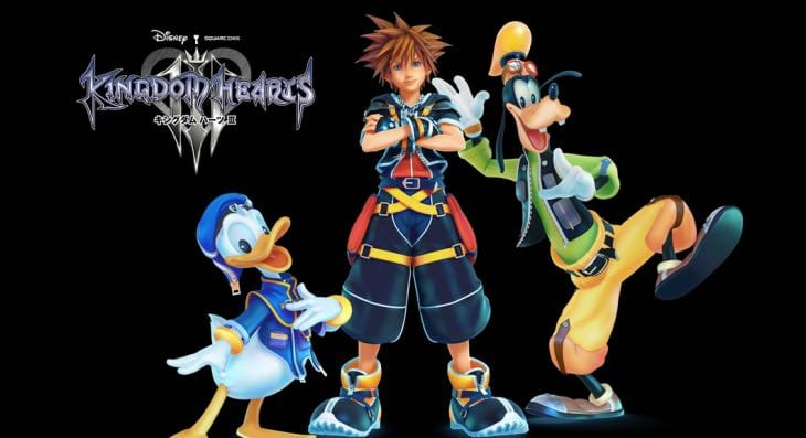 Kingdom hearts 3 release date ps4 in Perth
