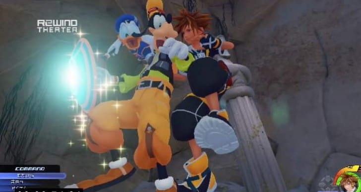 Kingdom Hearts 3 secrets from E3 trailer