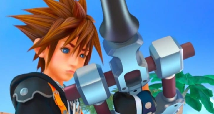 Kingdom Hearts 3 marks Xbox One debut