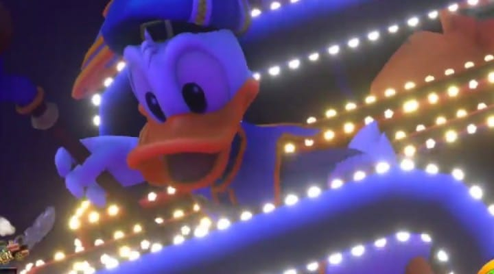 Kingdom Hearts 3 mindblowing gameplay excites
