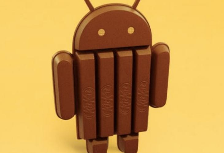 Android 4.4 Kitkat US update list with Note 3, S4