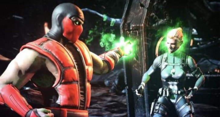 Mortal Kombat X 1.07 update notes with Klassic Ermac